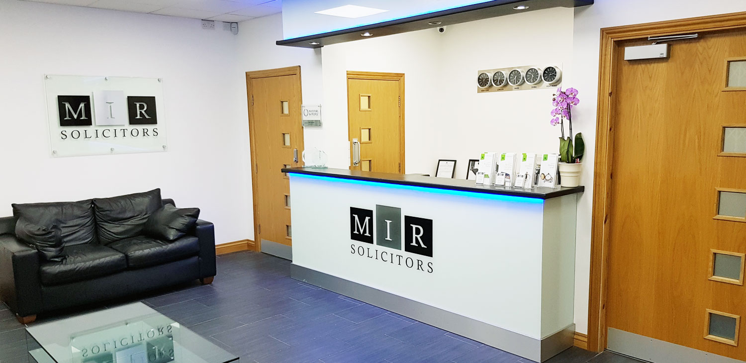Bradford Solicitors - Mir Solicitors